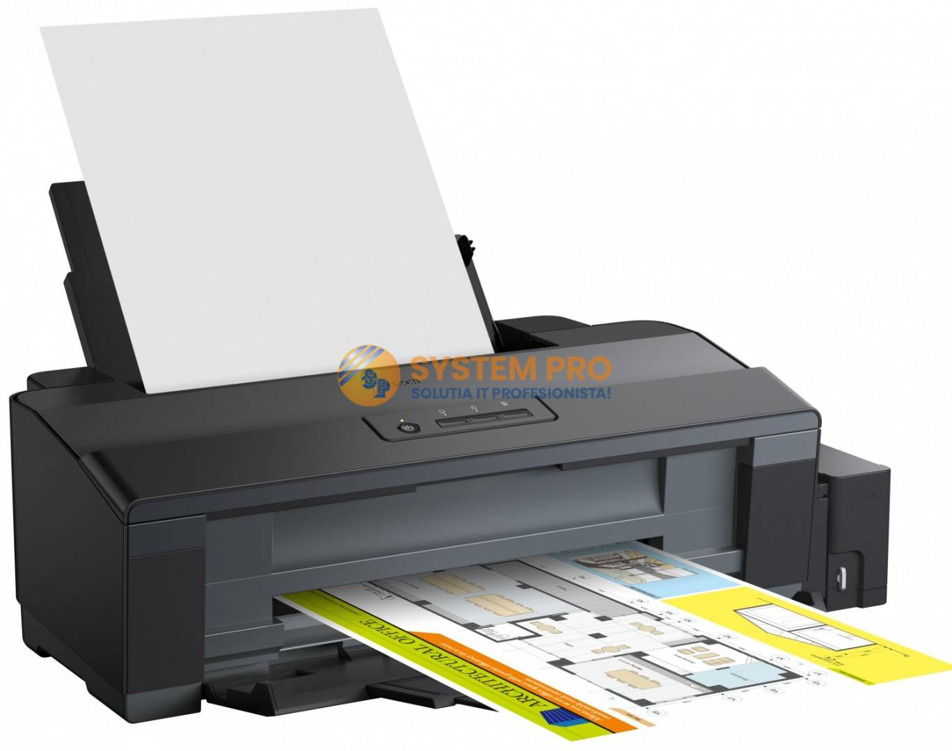 epson imprimanta inkjet color a3 its l1300 - Imprimanta Color