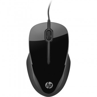 HP MOUSE X1500 BLACK - NEGRU