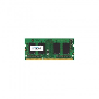 MEMORIE NOTEBOOK CRUCIAL 2GB, DDR2, 800MHz, CL6, 1.8v