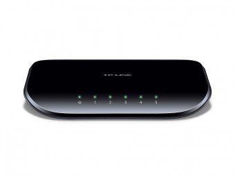 TP-LINK SWITCH 5-PORT GIGABIT TL-SG1005D