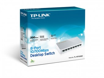 TP-LINK SWITCH TL-SF1008D