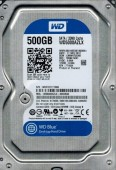 HDD WD Blue 500GB SATA-III 7200 RPM 32MB