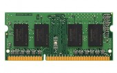 MEMORIE NOTEBOOK KINGSTON 4GB, DDR3, 1600MHz, CL11, 1.5v