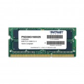 MEMORIE NOTEBOOK PATRIOT SIGNATURE, 8GB, DDR3, 1600MHz, CL11, 1.5v