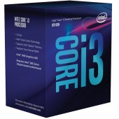 PROCESOR INTEL COFFEE LAKE, Core i3-8100 3.60GHz