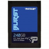SSD PATRIOT BURST 240GB SATA-III 2.5