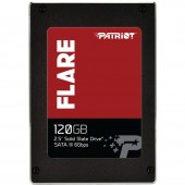 SSD PATRIOT FLARE SERIES 120GB SATA-III 2.5 inch